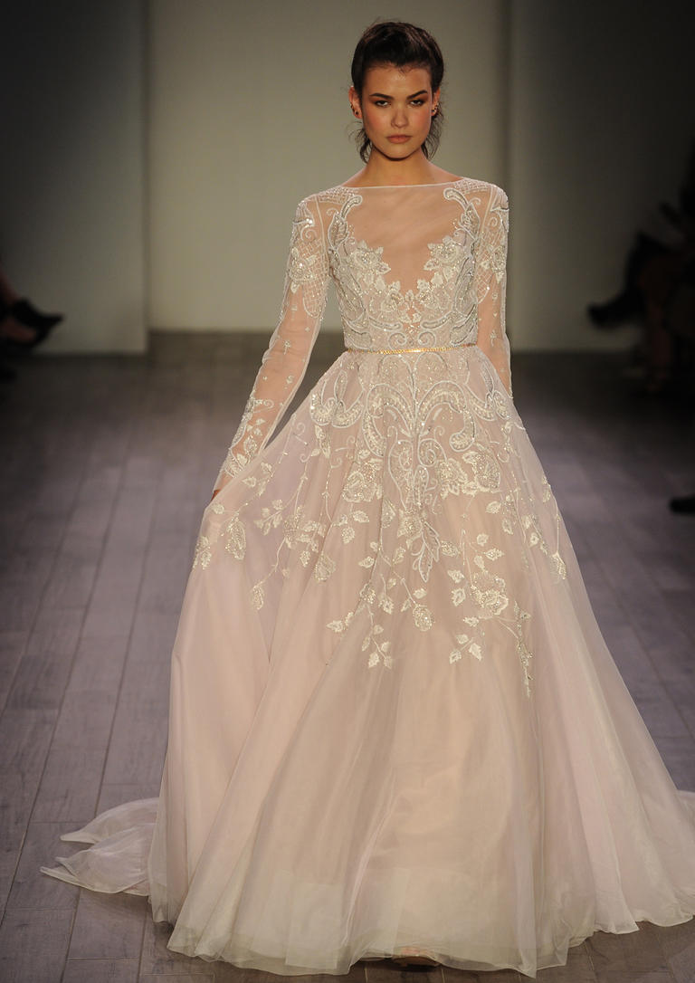 0a319ad2e6d57 Highlights from the Spring and Fall 2016 Bridal Fashion Shows! Part ...